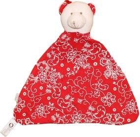 Naninha Anjos Baby Ursinha Vermelho