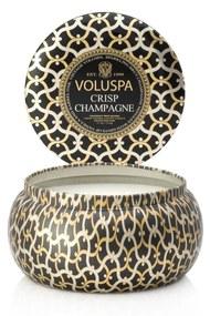 Vela Voluspa Lata 2 Pavios 50h - Crisp Champagne  Crisp Champagne