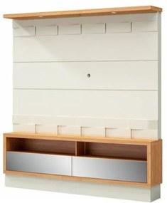 Home Belmonte com LED cor Off White com Freijo 1,80 MT (LARG) - 57719 Sun House