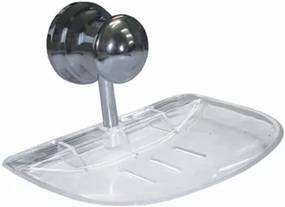 Saboneteira Alumínio Plus - 1499 - Sicmol - Sicmol