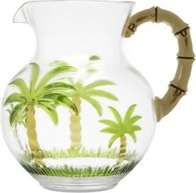 Jarra Acrílico Palm Tree 2,8l
