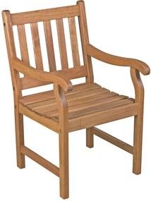 Cadeira Costelinha - 1 lugar - Madeira Maciça