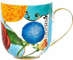 Caneca Pequena Flowers Royal PiP Studio