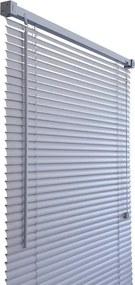 Persiana de PVC Primafer, 1,40 x 1,60 metros, Cinza