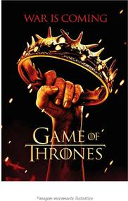 Poster Game Of Thrones (60x90cm, Apenas Impressão)