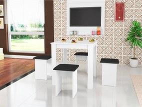 Mesa para Cozinha Florença MS800 Art in Móveis