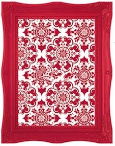 Porta Retrato Mart Vermelho