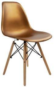 Cadeira Eames Bronze Dsw - Concept