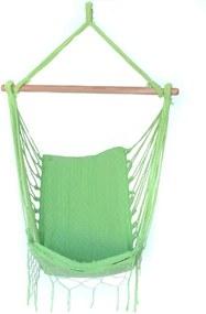Rede Cadeira Suspensa Redes de Dormir Verde