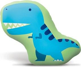 Almofada Infantil Dino 32x39cm Dinossauro Transfer Lepper