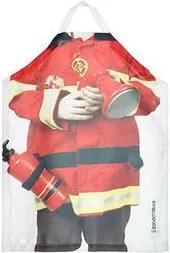 Avental de Cozinha Infantil Bombeiro