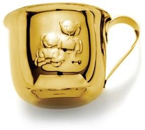 Caneca Vercelli - Ouro 24k  Ouro 24k