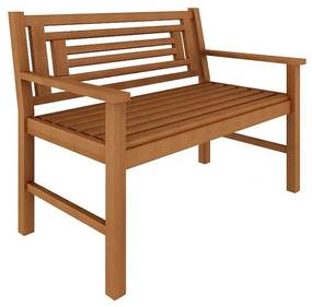 Banco Echoes 2 Lugares - Wood Prime MR 218529