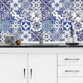 Adesivo Azulejos Portugueses 02 (15x15cm)