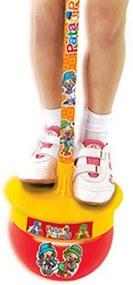 Brinquedo Lider Jump Ball Patati Patatá Multicolorido