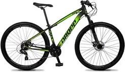 Bicicleta Aro 29 Quadro 17 Alumínio 24v Suspensão Trava Freio Hidráuli