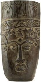 Máscara de Parede Carranca - Bali