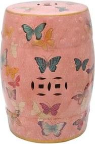 Seat Garden Butterfly Salmao - 37817 Sun House