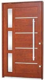 Porta Pivotante Alumínio 223,5X126,2X12 D.PPLHFVP 72460090 Sasazaki