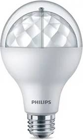 Lâmpada Bulbo Led 5W Rgb 127V