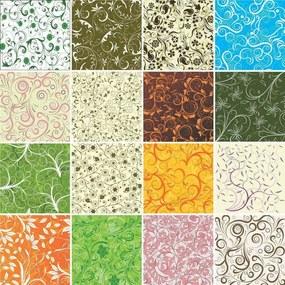 Adesivo para Azulejo Top Florais - 20x20cm - 16 peças