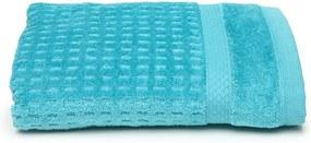 Toalha de Rosto Santista Unique Veludo Rizzo 50x80cm Azul