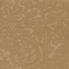 Papel de Parede Arabesco Marrom Escuro 52cm x 10m Classique
