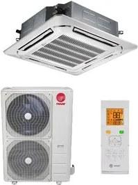 Ar Condicionado Split Cassete Trane 60.000 BTUs Só Frio 220V Monofásico