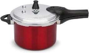 Panela de Pressão Pressure 4,2 litros Vermelha