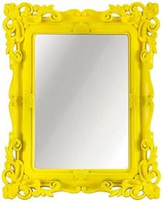 Espelho Mart de Mesa Amarelo