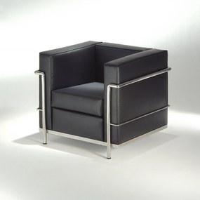 Poltrona LC2 Studio Mais Design by Le Corbusier