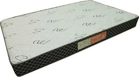 Colchão De Espuma Confortex D28 Casal e Viúva 128 X 188 X 16 Plumatex  Preto