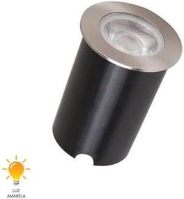 Embutido de Solo Focus LED 78mm Facho 30° 10W 3000K Bivolt - 12925355 - Germany - Germany