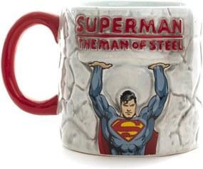 Caneca Superman Themanofsteel Incolor