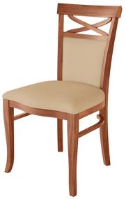 Cadeira Copacabana Estofada - Wood Prime LL 33019