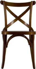 Cadeira de Jantar X Espanha sem Braço - Wood Prime TT 33242