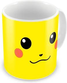 Caneca Personalizada Pokémon Pikachu