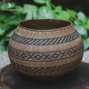 Cesto / Vaso Indígena Ye'kuana