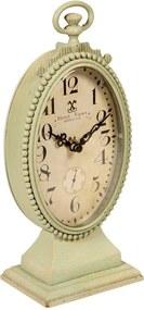 Relógio de Mesa Decorativo Lumiére de Metal