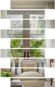 Espelho Love Decor Decorativo Listras Único