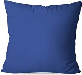 Almofada Avulsa Decorativa Lisa Azul 35x35cm Love Decor