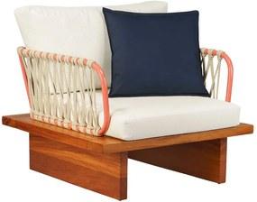 Poltrona Lacer - Wood Prime SB 29106