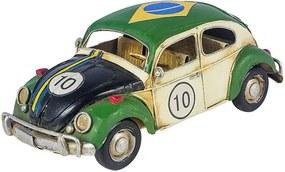 Réplica de Fusca Brasil Cup Branco Vintage