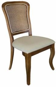 Black Friday - Cadeira de Empilhar Louis XV - Freijó Clássico Kleiner Schein