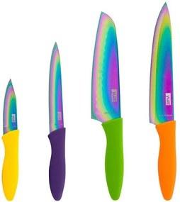Kit De Facas Linha Titanium - Colors - Yuze