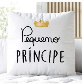 Almofada Quadrada Pequeno Príncipe Grão de Gente P