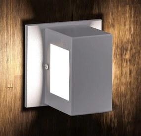 Arandela Luz Indireta Branca para 1 Lâmpada G9