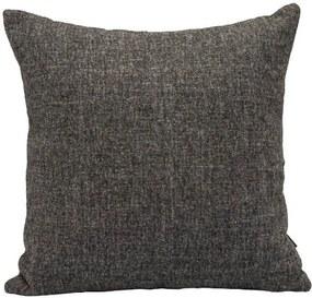Almofada Textura B&w Lado Avesso 50x50 cm - Comtemporany