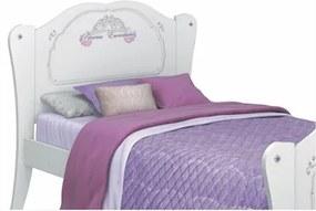 Cama Infantil Princesa Encantada Clean Branca - Pura Magia