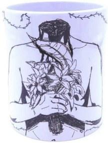 Caneca Prorider Bad Rose Personagem Autoral - BR1656 - No Love